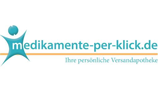 Logo Apotheke medikamente per klick